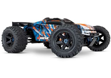 Traxxas C-TRX86086-4 E-Revo II VXL 4WD TSM Brushless 2.0 Orange